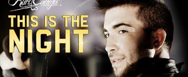 Kurt Calleja &#8211; This is the night