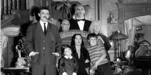 La storia della Famiglia Addams