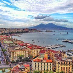 La Napoli mediatica