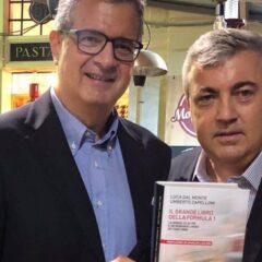"""Umberto Zapelloni e Luca Dal Monte presentano """"Il grande libro della F1"""""""