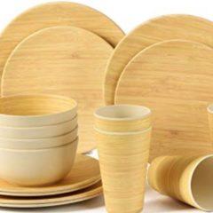 Altroconsumo boccia le stoviglie in bambù