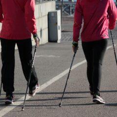 In forma con il Nordic Walking